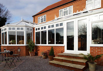 Boxwood Guest house Conservatory